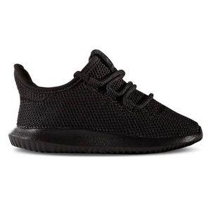 Adidas | Black | Toddler | Size 8